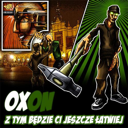 Oxon - Z Tym Bêdzie Ci Jeszcze £atwiej (2011)
