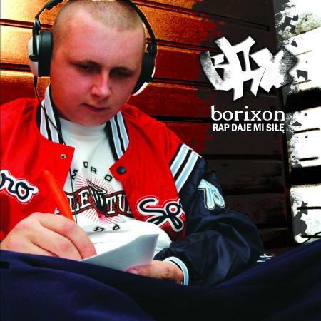 Borixon - Rap Daje Mi Sile (2004)
