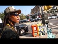 A day in Brooklyn with Steele (Smif-N-Wessun) - a walk through Bucktown!