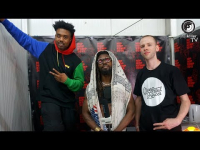 "EARTHGANG - interview - on going Gold, ""Sacrifices"", Mac Miller, Southern lyricism (Popkiller.pl)"