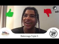 24kGoldn - Props or Hate? / Balenciaga, Bitcoin, LA Lakers winning NBA, Face tattoos