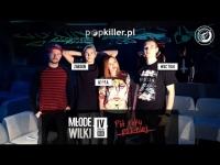 Żabson x Ad.M.a x Wac Toja - wywiad (Popkiller Młode Wilki 4, pół roku później)