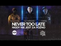 Dj Decks Mixtape 7 - Ras Kass /O.S.T.R. – Nigdy nie jest za późno / Never Too Late (Official Video)
