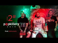 Tymek, VNM, Bisz - Popkillery 2019 Cypher #2 (prod. SoDrumatic)