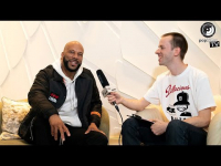 "Common - interview pt. 2: 20 years of ""Like Water For Chocolate"", freestyle, Nas, achieving dreams"