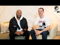 """Common - interview pt. 1: road to """"Let Love"""", overcoming negativity, I Used To Love H.E.R., J Dilla"""