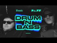 BOSSKI / P.A.F.F. - Drum N Bass (KRAK6)