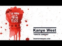 """Kanye West """"White Dress"""" [The Man With The Iron Fists OST]"""