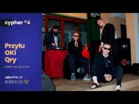 Przyłu, OKI, Qry - Cypher #4 - Popkiller Młode Wilki 7 (prod. RX/DJ Flip)