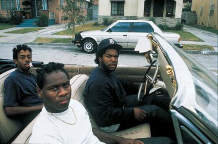 Ice Cube jako Doughboy