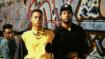 Ice Cube, Cuba Gooding Jr., Morris Chestnut