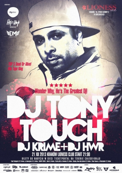 Dj Tony Touch