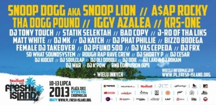 Fresh Island Festival 2013
