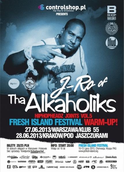 J-Ro of Tha Alkaholiks