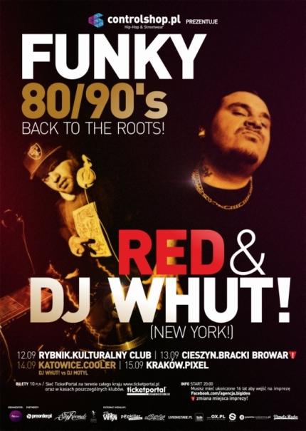 DJ WHUT & RED